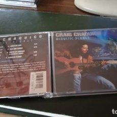 CDs de Música: CRAIG CHAQUICO - ACOUSTIC PLANET. Lote 242333910