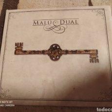 CDs de Música: MALU DUAL. DOBLE CD. EDICIÓN DIGIPACK. PERFECTO ESTADO. Lote 242363830
