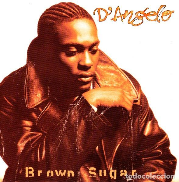 D'ANGELO - BROWN SUGAR (Música - CD's Hip hop)