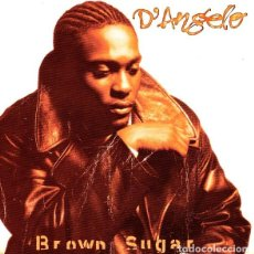 CDs de Música: D'ANGELO - BROWN SUGAR. Lote 242387835