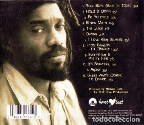 CDs de Música: Michael Rose - Be Yourself - Foto 2 - 242388525