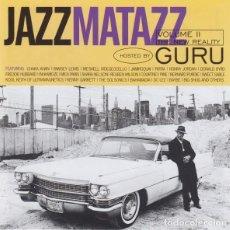 CDs de Música: GURU - JAZZMATAZZ VOLUME II. Lote 242390560