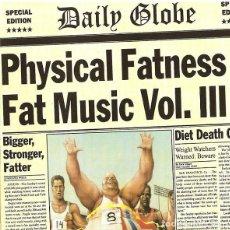 CDs de Música: FAT MUSIC VOL. III (NOFX, SNUFF, ETC.). Lote 242392695