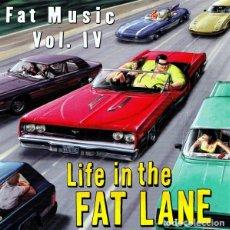 CDs de Música: FAT MUSIC VOL. IV (NOFX, SNUFF, ETC.). Lote 242393160