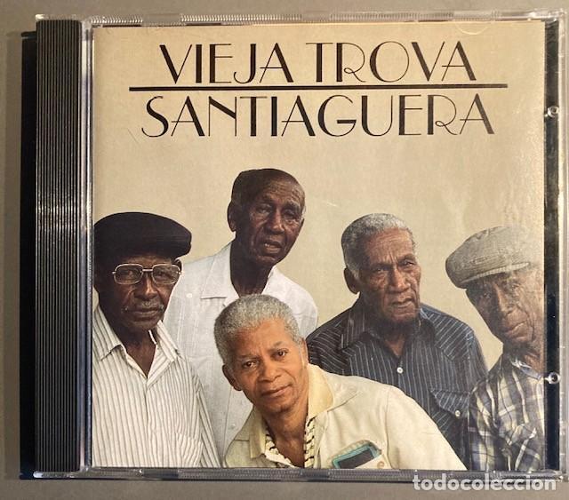 VIEJA TROVA SANTIAGUERA (Música - CD's World Music)
