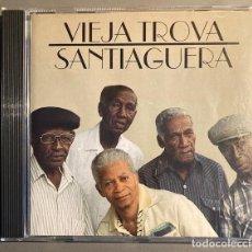 CDs de Música: VIEJA TROVA SANTIAGUERA. Lote 242416395