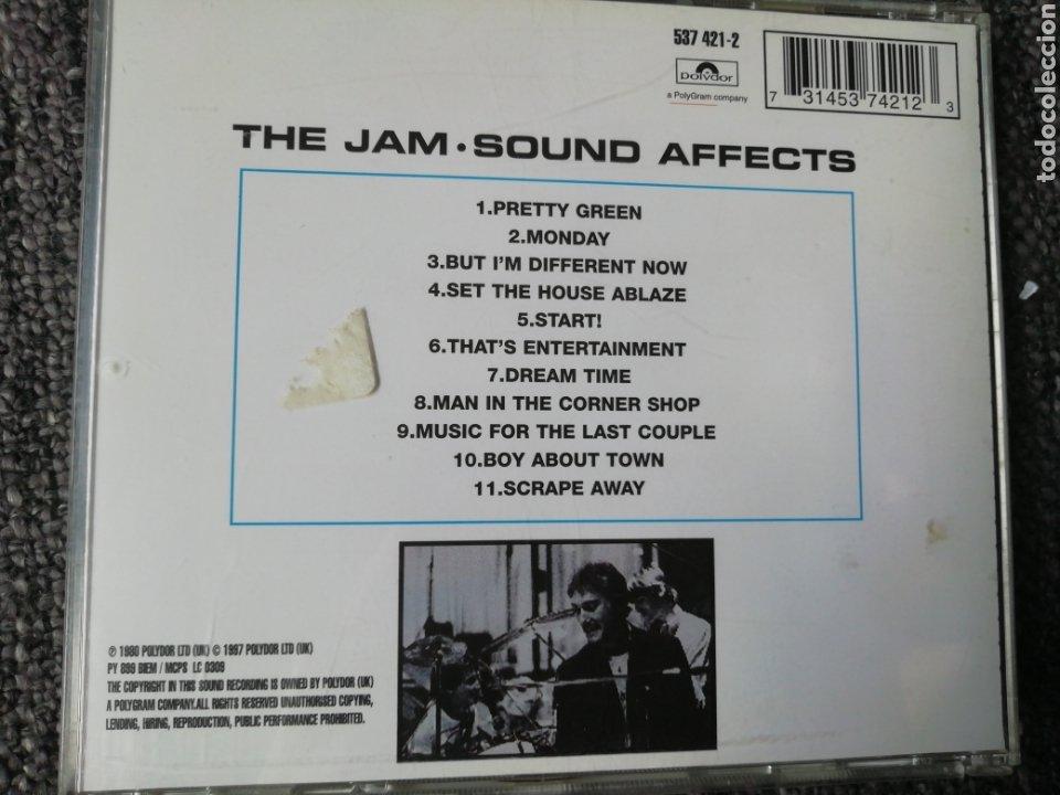 CDs de Música: Sound Affects. The Jam. - Foto 2 - 242815065