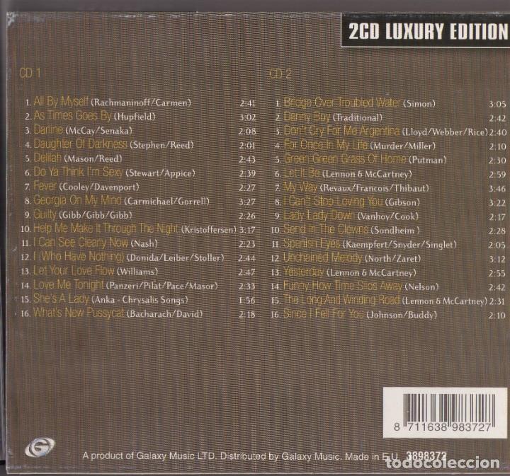 CDs de Música: THE BEST OF TOM JONES 2 CDS LUXURY EDITION - Foto 2 - 242828415
