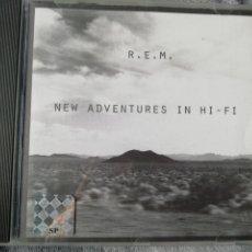 CDs de Música: R.E.M. NEW ADVENTURES IN HI-FI.. Lote 242846005