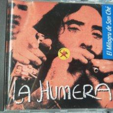 CDs de Música: LA HUMERA. EL MILAGRU DE SAN CHE. 1995. Lote 242847570