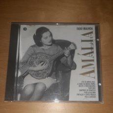 CDs de Música: AMALIA RODRÍGUES FADO MALHOA. Lote 242865115