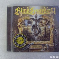 CDs de Musique: BLIND GUARDIAN, IMAGINATIONS FROM THE OTHER SIDE. CD 1995 VIRGIN. Lote 242867915