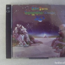 CDs de Musique: YES, TALES FROM TOPOGRAPHIC OCEANS. DOBLE CD ATLANTIC. Lote 242869390