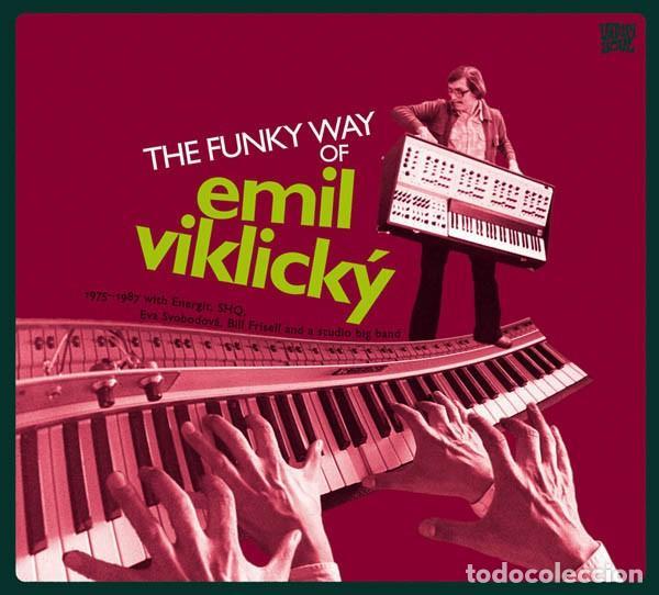 EMIL VIKLICKÝ – THE FUNKY WAY OF EMIL VIKLICKÝ (Música - CD's Jazz, Blues, Soul y Gospel)