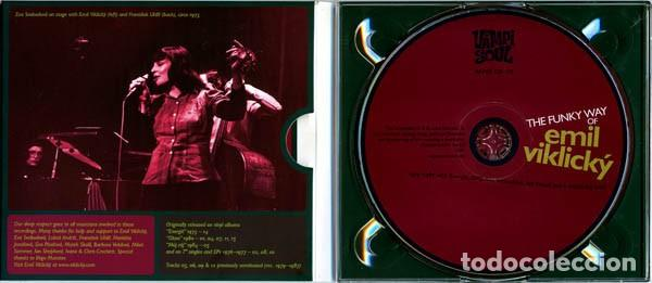CDs de Música: Emil Viklický – The Funky Way Of Emil Viklický - Foto 3 - 257410075