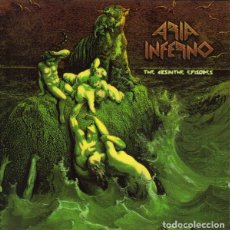 CDs de Música: ARIA INFERNO – THE ABSINTHE EPISODES. Lote 242902415