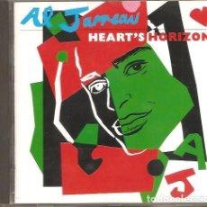 CDs de Música: AL JARREAU - HEART'S HORIZON. Lote 242913735