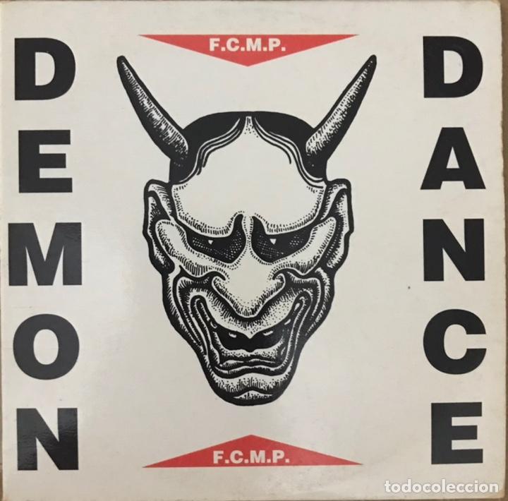 CD F.C.M.P. - DEMON DANCE 1991 MAXI SINGLE ELECTRONICA TECHNO FCMP RARO RAREZA CARTON (Música - CD's Techno)