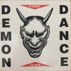 CDs de Música: CD F.C.M.P. - DEMON DANCE 1991 MAXI SINGLE ELECTRONICA TECHNO FCMP RARO RAREZA CARTON. Lote 242962890