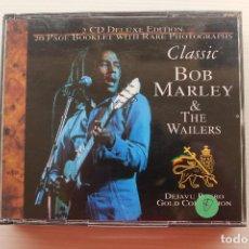 CDs de Música: 2 CD BOB MARLEY AND THE WAILERS, THE LUXE EDITION. Lote 242995915