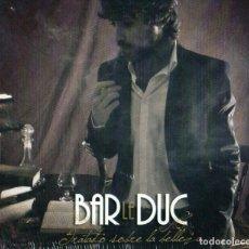 CDs de Música: BAR LE DUC - TRATADO SOBRE LA BELLEZA. Lote 200562673