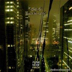 CDs de Música: DIE-6- – BACK.TE.RIALITY + MIX.TE.RIALITY - 2 CDS. Lote 243040670