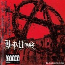 CDs de Música: BUSTA RHYMES - ANARCHY. Lote 243059315