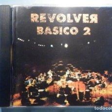 CDs de Música: CD COMPACT DISC - REVOLVER BÁSICO 2 -. Lote 243083580