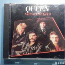 CDs de Música: CD COMPACT DISC - QUEEN - GREATEST HITS. Lote 243084785