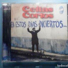 CDs de Música: CD COMPACT DISC - CELTAS CORTOS - EN ESTOS DÍAS INCIERTOS. Lote 243085835