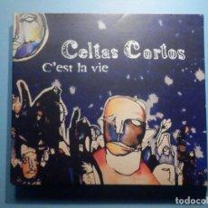 CDs de Música: CD COMPACT DISC - CELTAS CORTOS - C´EST LA VIE - ALBUM COMPLETO. Lote 243086235