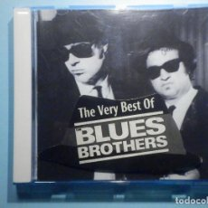 CDs de Música: CD COMPACT DISC - BLUES BROTHERS - THE VERY BEST. Lote 243087235