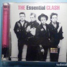 CDs de Música: DOBLE CD COMPACT DISC - CLASH - THE ESSENTIAL - 2 CD. Lote 243087635