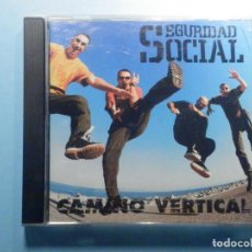 CDs de Música: CD COMPACT DISC - SEGURIDAD SOCIAL - CAMINO VERTICAL. Lote 243097030