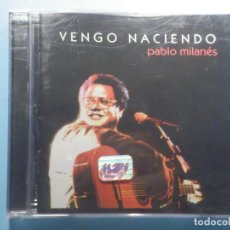CDs de Música: CD COMPACT DISC - PABLO MILANÉS - VENGO NACIENDO. Lote 243097770