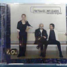 CDs de Música: CD COMPACT DISC - PRESUNTOS IMPLICADOS - VERSIÓN ORIGINAL - V.O. Lote 243100280