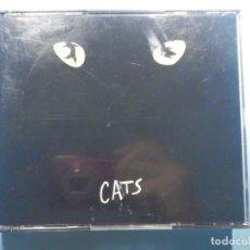 CDs de Música: DOBLE CD COMPACT DISC - CATS - THE COMPANY - 2 DISCOS. Lote 243100385