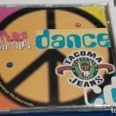 CDs de Música: CD ( PEACE WARRIORS DANCE - TACOMA JEANS ) 1996 GALLO MUSIC - NUEVO PRECINTADO. Lote 243101720
