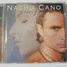 CDs de Música: NACHO CANO CON SU ESPLÉNDIDO ÁLBUM EL LADO FEMENINO. COLABORA CANTANDO MERCEDES FERRER. Lote 243103900