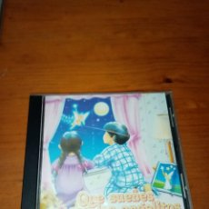 CDs de Música: QUE SUEÑES CON LOS ANGELITOS. ATRACTIVO REPERTORIO DE 18 CANCIONS DE CUNA... B11CD. Lote 243118130