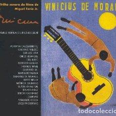 CDs de Música: VINICIUS DE MORAES - TRILHA SONORA DO FILME - BSO. Lote 243139575