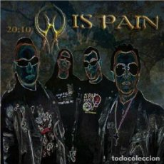 CDs de Música: IS PAIN - 20:10. Lote 243150740