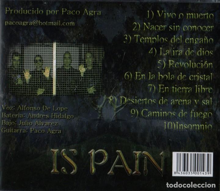 CDs de Música: IS PAIN - 20:10 - Foto 2 - 243150740