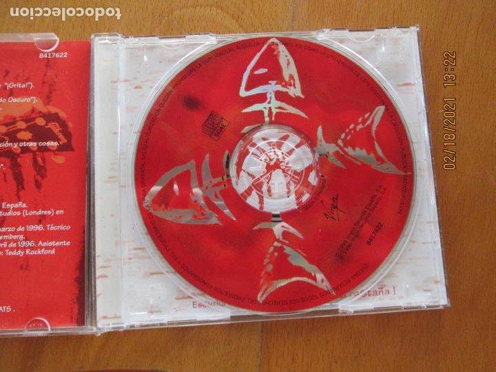 CDs de Música: JARABE DE PALO - LA FLACA - CD -1996 - Foto 4 - 243178900