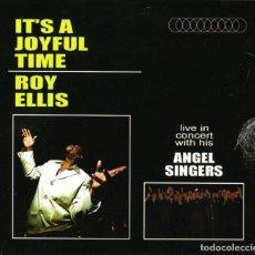 CDs de Música: ROY ELLIS - IT'S A JOYFUL TIME. Lote 243182070