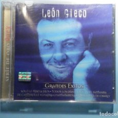 CDs de Música: CD - COMPACT DISC - LEON GIECO - SERIE ORO ROCKK - GRANDES EXITOS. Lote 243193035