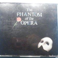 CDs de Música: DOBLE CD - COMPACT DISC - THE PHANTOM OF THE OPERA - 2 DISCOS - POLYDOR. Lote 243193535