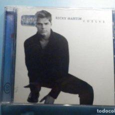 CDs de Música: CD - COMPACT DISC - RICKY MARTIN - VUELVE. Lote 243193880