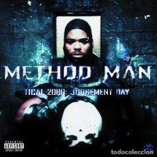 CDs de Música: METHOD MAN - TICAL 2000. Lote 243214365