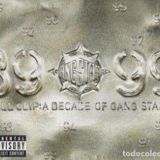 CDs de Música: GANG STARR - FULL CLIP: A DECADE OF GANG STARR (2CD). Lote 243215030